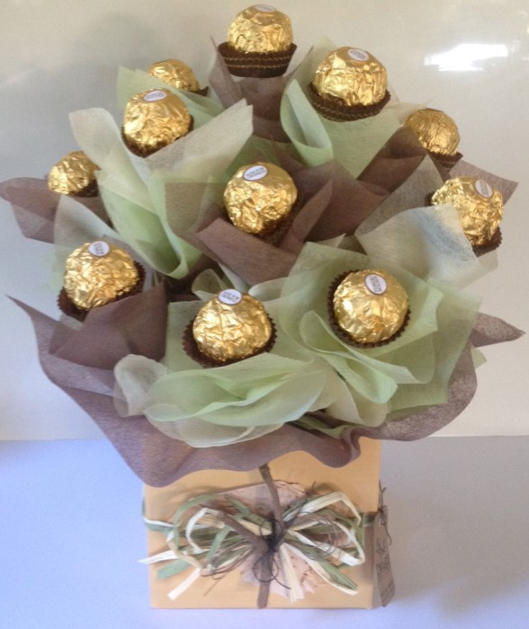 Chocolate Box Arrangement