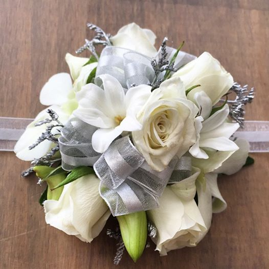 Silver Stars, Formal flowers