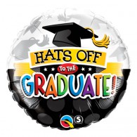 Hats of to the Graduate!