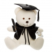 Signature Graduation Bear 25cm