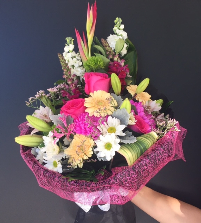 Large Graduation Presentation Bouquet