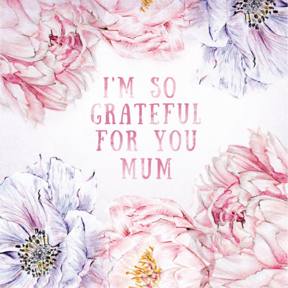 Love you Mum gift card